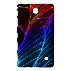 Cracked Out Broken Glass Samsung Galaxy Tab 4 (7 ) Hardshell Case  by Zeze