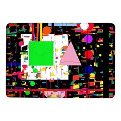 Colorful Facroty Samsung Galaxy Tab Pro 10 1  Flip Case by Valentinaart