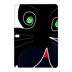 Big Cat Samsung Galaxy Tab Pro 12 2 Hardshell Case by Valentinaart