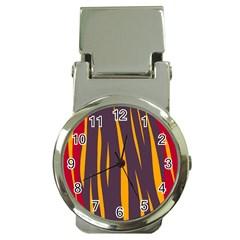 Fire Money Clip Watches
