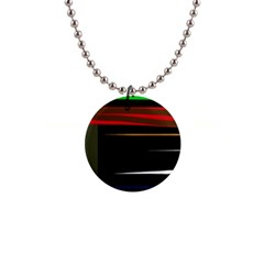 Colorful Lines  Button Necklaces by Valentinaart
