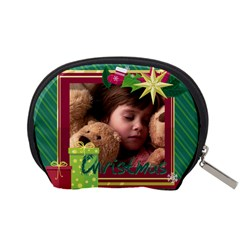 Xmas By 2016   Accessory Pouch (small)   N0tz2kv1e8jh   Www Artscow Com Back