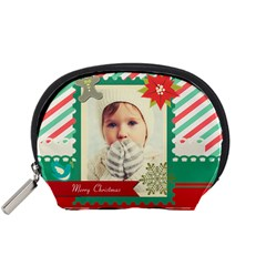 Xmas By 2016   Accessory Pouch (small)   Ojfemr7rszmj   Www Artscow Com Front