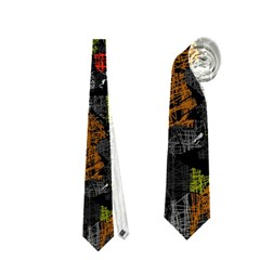 Autumn colors  Neckties (Two Side)  by Valentinaart
