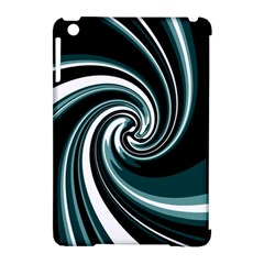 Elegant Twist Apple Ipad Mini Hardshell Case (compatible With Smart Cover) by Valentinaart