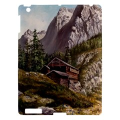 Dolomites Apple Ipad 3/4 Hardshell Case by ArtByThree