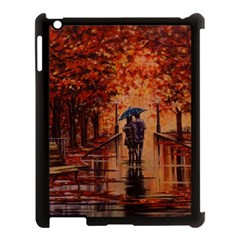 Unspoken Love  Apple Ipad 3/4 Case (black) by ArtByThree