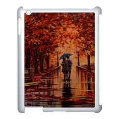 Unspoken Love  Apple Ipad 3/4 Case (white) by ArtByThree