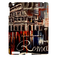 Rome Apple Ipad 3/4 Hardshell Case by ArtByThree