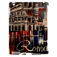 Rome Apple Ipad 3/4 Hardshell Case (compatible With Smart Cover) by ArtByThree