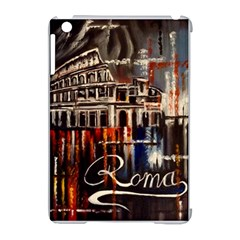 Rome Apple Ipad Mini Hardshell Case (compatible With Smart Cover) by ArtByThree