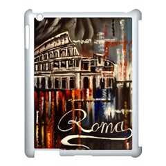 Rome Apple Ipad 3/4 Case (white) by ArtByThree