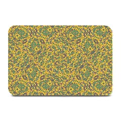 Modern Abstract Ornate Pattern Plate Mats by dflcprints