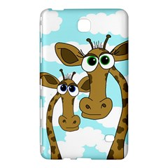 Just The Two Of Us Samsung Galaxy Tab 4 (7 ) Hardshell Case  by Valentinaart