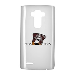 CLD peeking red merle LG G4 Hardshell Case by TailWags