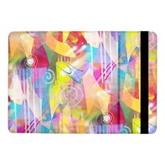 Painted Chaos Samsung Galaxy Tab Pro 10 1  Flip Case by KirstenStar