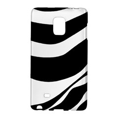 White Or Black Galaxy Note Edge by Valentinaart