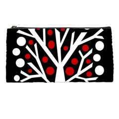 Simply Decorative Tree Pencil Cases by Valentinaart