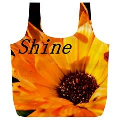 Shine By T Mac   Full Print Recycle Bag (xl)   W1ubfo0d5dei   Www Artscow Com Back
