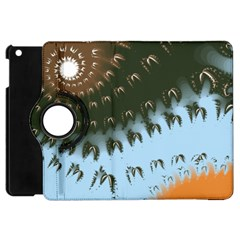 Sunraypil Apple Ipad Mini Flip 360 Case by theunrulyartist