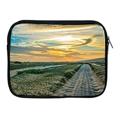 Jericoacoara National Park Dunes Road Apple Ipad 2/3/4 Zipper Cases by dflcprints