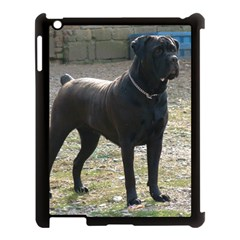 Cane Corso Full Apple iPad 3/4 Case (Black) by TailWags
