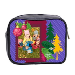 Xmas By 2016   Mini Toiletries Bag (two Sides)   Ldvys6m7kn0d   Www Artscow Com Back