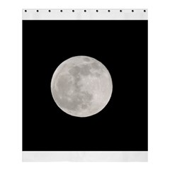 Full Moon At Night Shower Curtain 60  X 72  (medium)  by picsaspassion