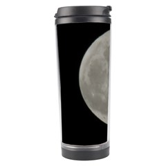 Close to the full Moon Travel Tumbler by picsaspassion
