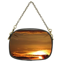 Summer Sunset Chain Purses (two Sides)  by picsaspassion
