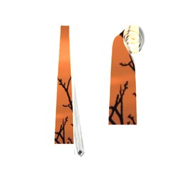 Tree branches and sunset Neckties (Two Side)  by picsaspassion
