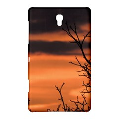 Tree Branches And Sunset Samsung Galaxy Tab S (8 4 ) Hardshell Case  by picsaspassion