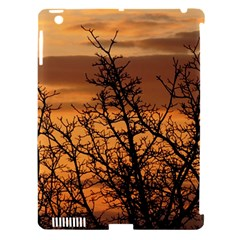 Colorful Sunset Apple Ipad 3/4 Hardshell Case (compatible With Smart Cover) by picsaspassion