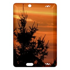 Christmas tree and sunset Amazon Kindle Fire HD (2013) Hardshell Case by picsaspassion