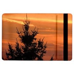 Christmas tree and sunset iPad Air 2 Flip by picsaspassion