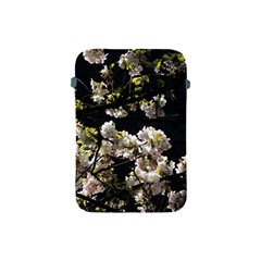 Japanese Cherry Flower Apple Ipad Mini Protective Soft Cases by picsaspassion