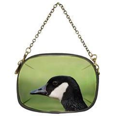 Goose Bird In Nature Chain Purses (two Sides)  by picsaspassion
