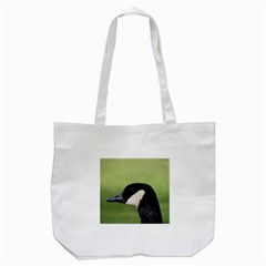 Goose Bird In Nature Tote Bag (white) by picsaspassion
