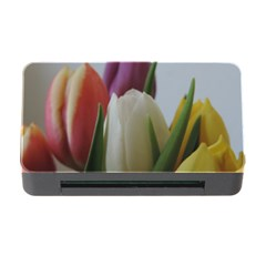 Colored By Tulips Memory Card Reader With Cf by picsaspassion