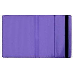 Lilac   Purple Color Design Apple Ipad 2 Flip Case by picsaspassion