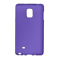 Lilac - purple color design Galaxy Note Edge by picsaspassion