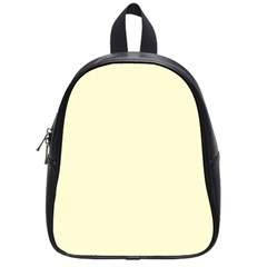Yellow Color Design School Bags (small)  by picsaspassion