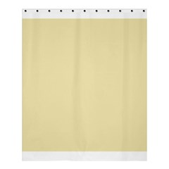 Gold Yellow Color Design Shower Curtain 60  X 72  (medium)  by picsaspassion