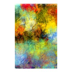 Lagoon Shower Curtain 48  X 72  (small)  by theunrulyartist