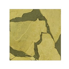 Stylish Gold Stone Small Satin Scarf (square) by yoursparklingshop