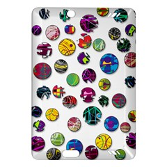 Play with me Amazon Kindle Fire HD (2013) Hardshell Case by Valentinaart