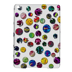Play with me iPad Air 2 Hardshell Cases by Valentinaart