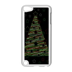 Xmas Tree 2 Apple Ipod Touch 5 Case (white) by Valentinaart
