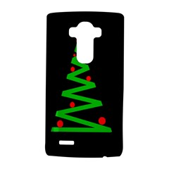 Simple Xmas tree LG G4 Hardshell Case by Valentinaart