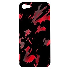 Painter Was Here  Apple Iphone 5 Hardshell Case by Valentinaart
